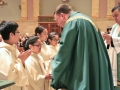 2016 INSTALLATION OF NEW ALTAR SERVERS
