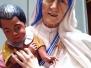 Blessing of St. Teresa Statue