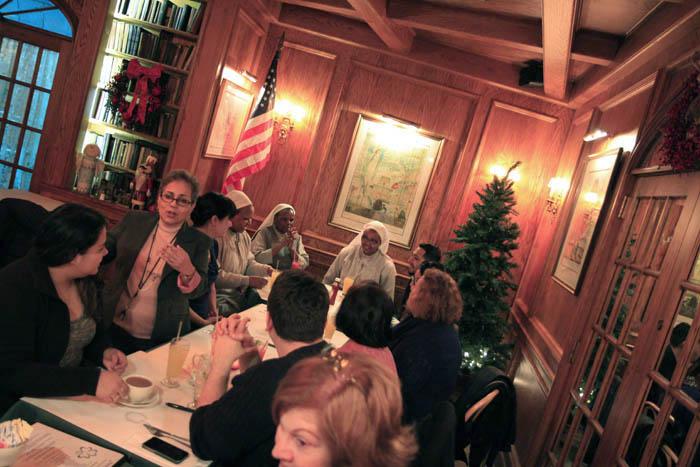 CATHECIST CHRISTMAS GATHERING 2014