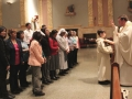 Catechist Recognition & Installation of Lectors, EM & Choir 110914