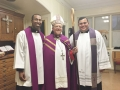 Lenten Vespers Guest Speakers