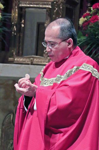 2015 Feast St. Lorenzo Ruiz de Manila