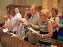 Fr. Abels installed as Pastor