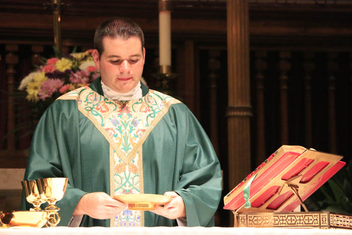 FR. CHRIS BETHGE'S THANKSGIVING MASS @ ST. SEBASTIAN CHURCH