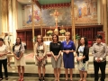 INSTALLATION OF USHERS 2015