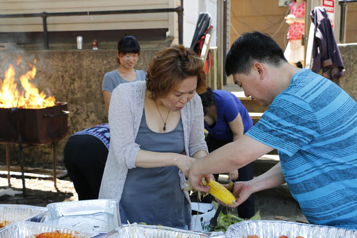 Korean Community Picnic 2015