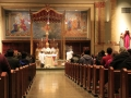 MARCH HOLY HOUR & FELLOWSHIP