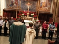 INSTALLATION OF PARISH COUNCIL