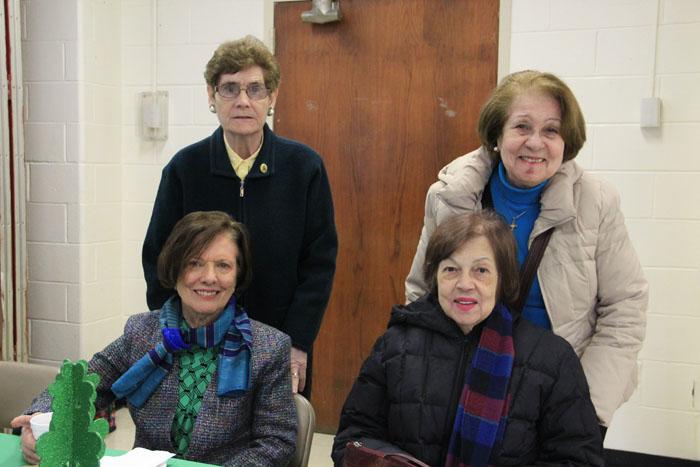 Rosary Society St. Patrick - St. Joseph Party