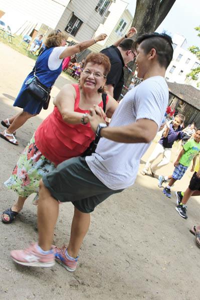 SPANISH COMMUNITY PICNIC 2015