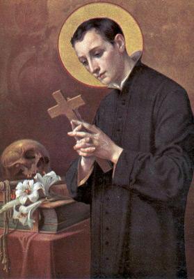 St. Aloysius Gonzaga: Patron Saint of Catholic youth